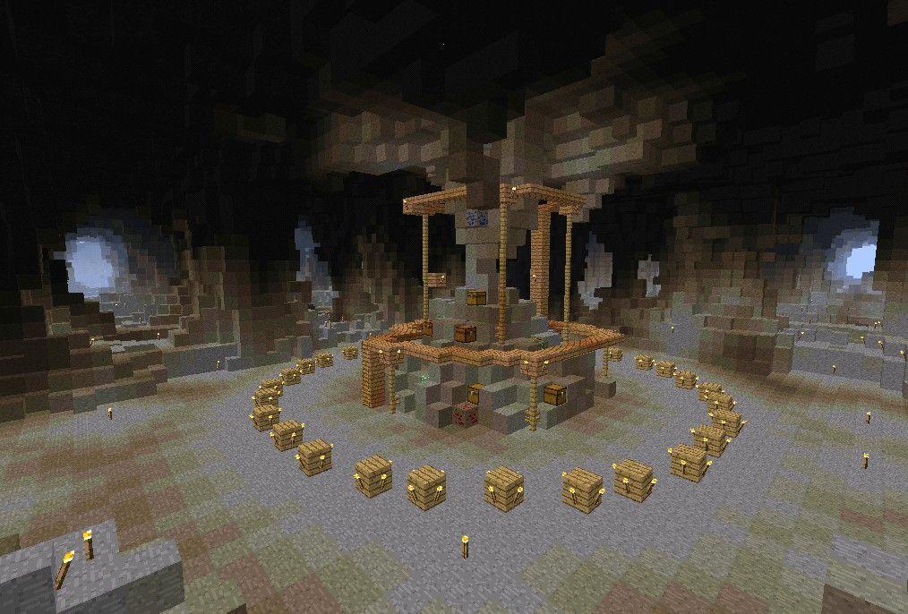 Abandoned Mineshaft