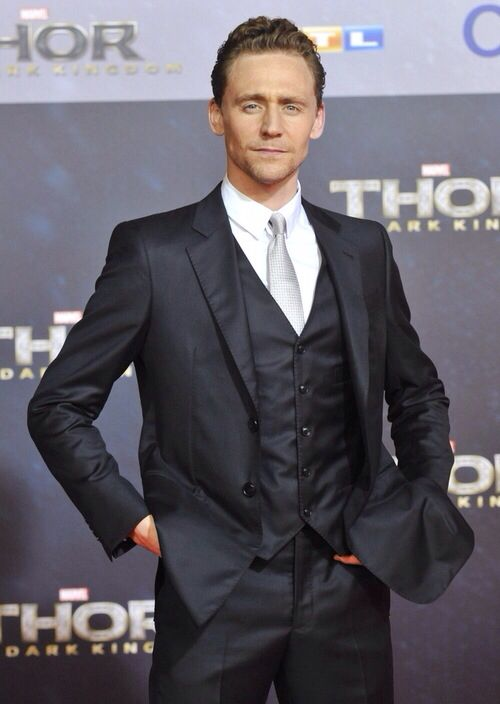 Tom was born to wear suits!!