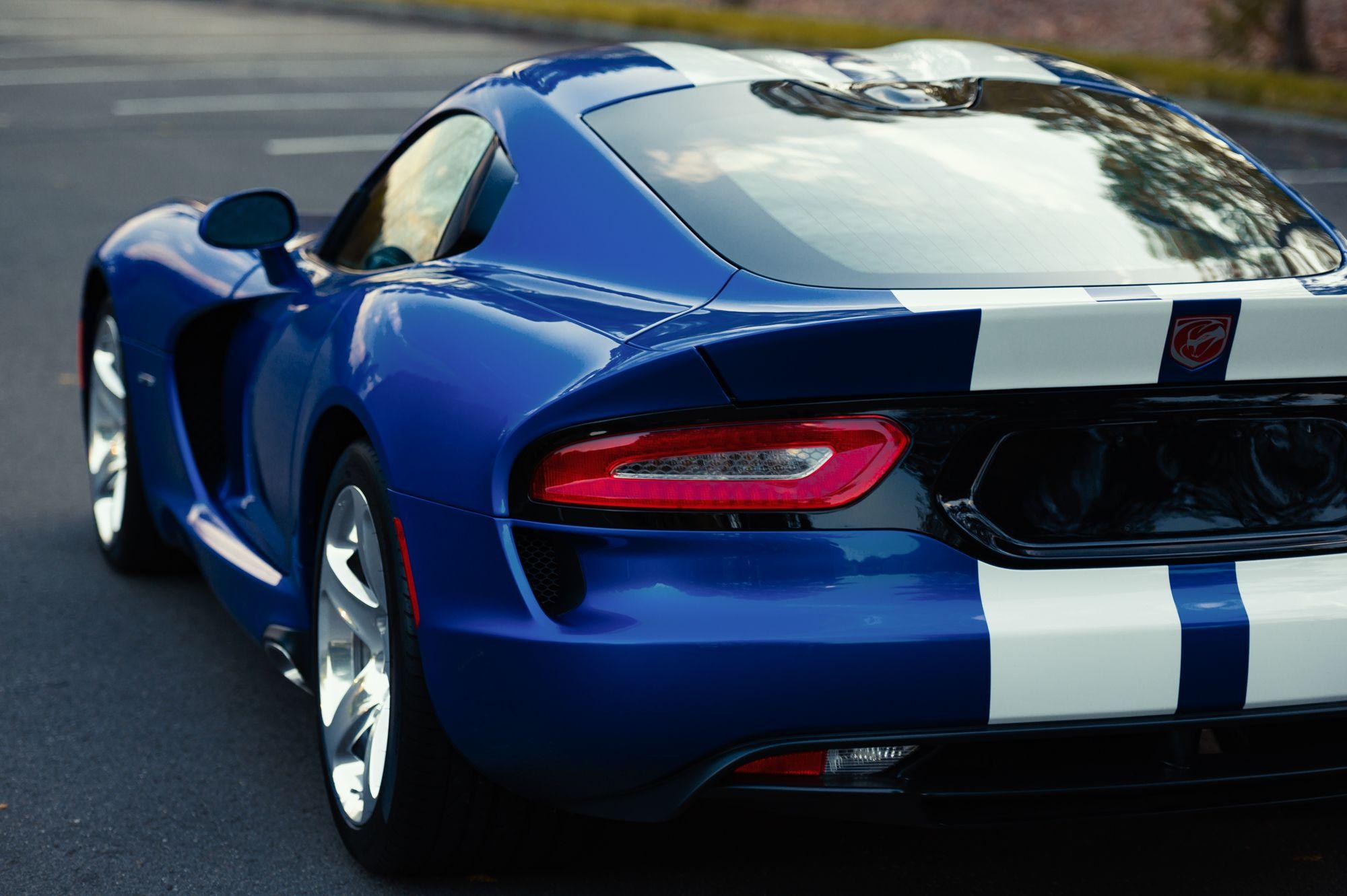 870 Mile 2013 Srt Viper Gts 6 Speed Viper Gts Srt Dodge Viper