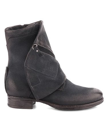 This Blue Yves Leather Boot is perfect! #zulilyfinds