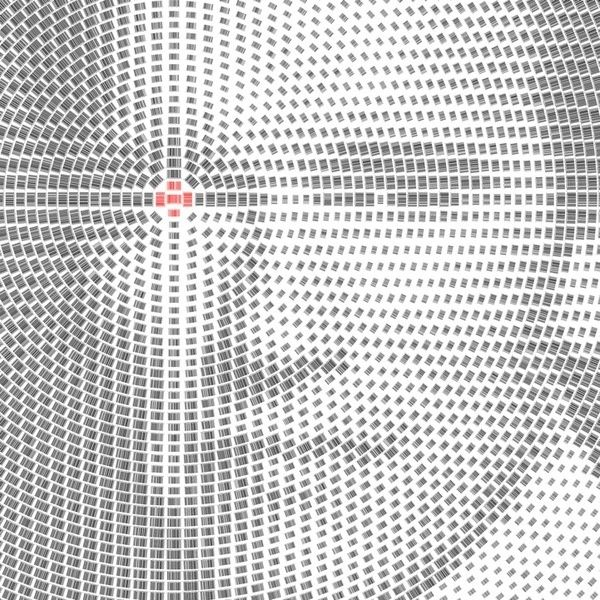 scannable barcode portraits wall to watch in typography graphic