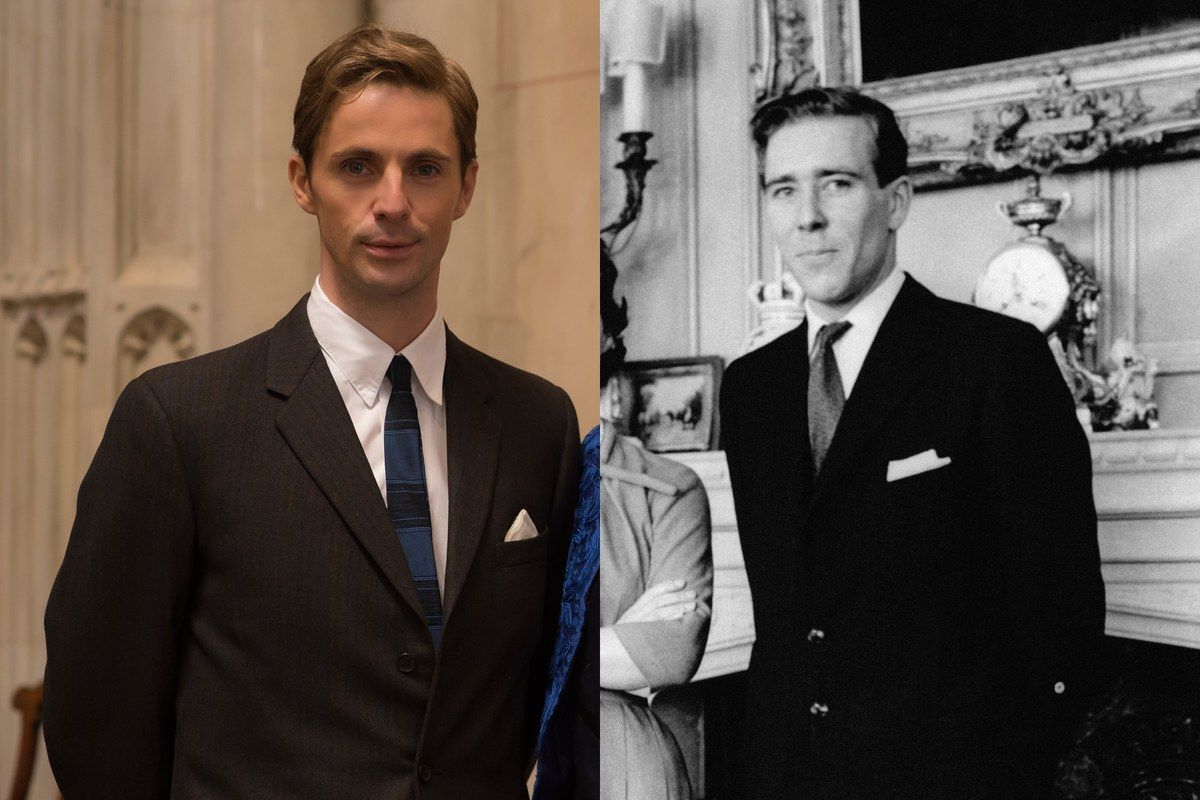 How The Actors Of The Crown Compare To Their Real Life Counterparts The Crown New Actors Young Queen Elizabeth