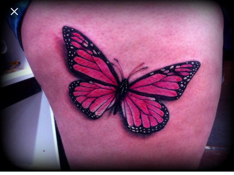 Back of right thigh