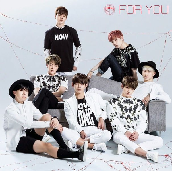 Download Single Bts For You Japanese Mp3 Bts Pinterest