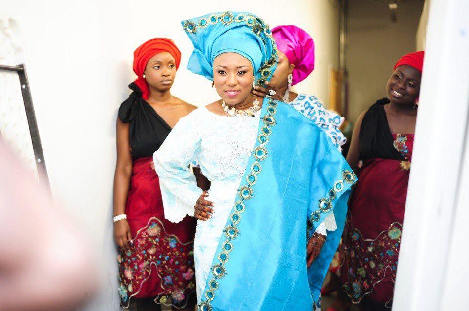 african muslim weddings   Nadia + Jubril\'s Muslim Ghanaian Wedding ...