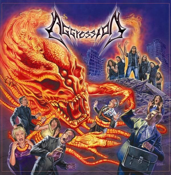 Old School Thrash Metal