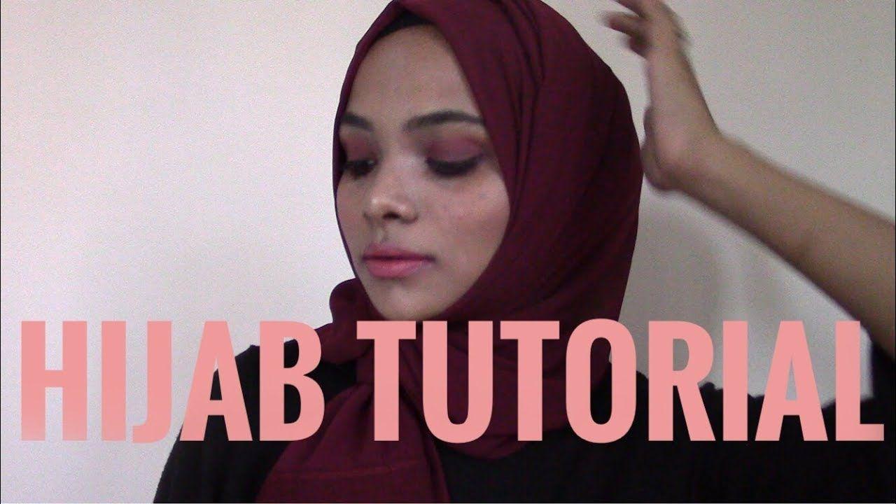 Turban Hijab Tutorial In Malayalam