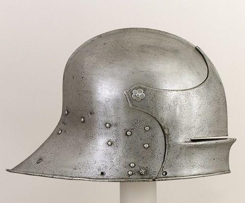 German Sallet Medieval Helmets - Italian Sallets