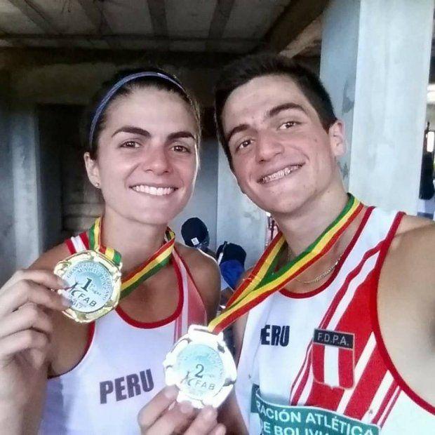 Atletismo peruano se llena de medallas
