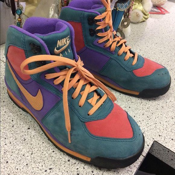buy online 57007 4e6e9 Image result for nike baltoro high Vintage Nike, Nike Air