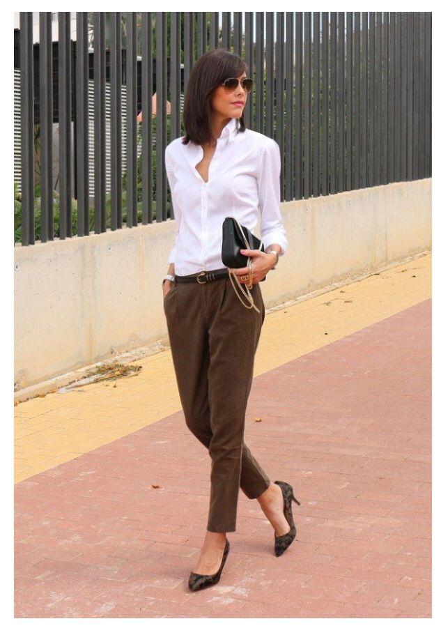 Image result for skinny women office