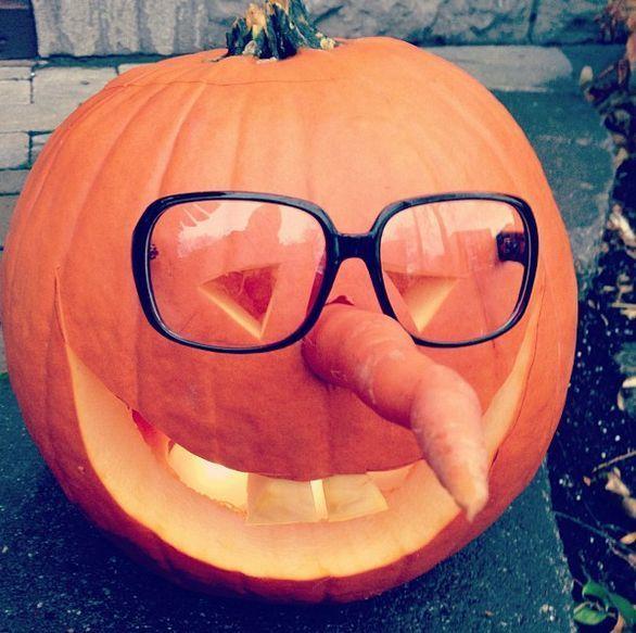31 Coole Kürbisschnitzideen für diesen Herbst – DIY-Projekte – Halloween