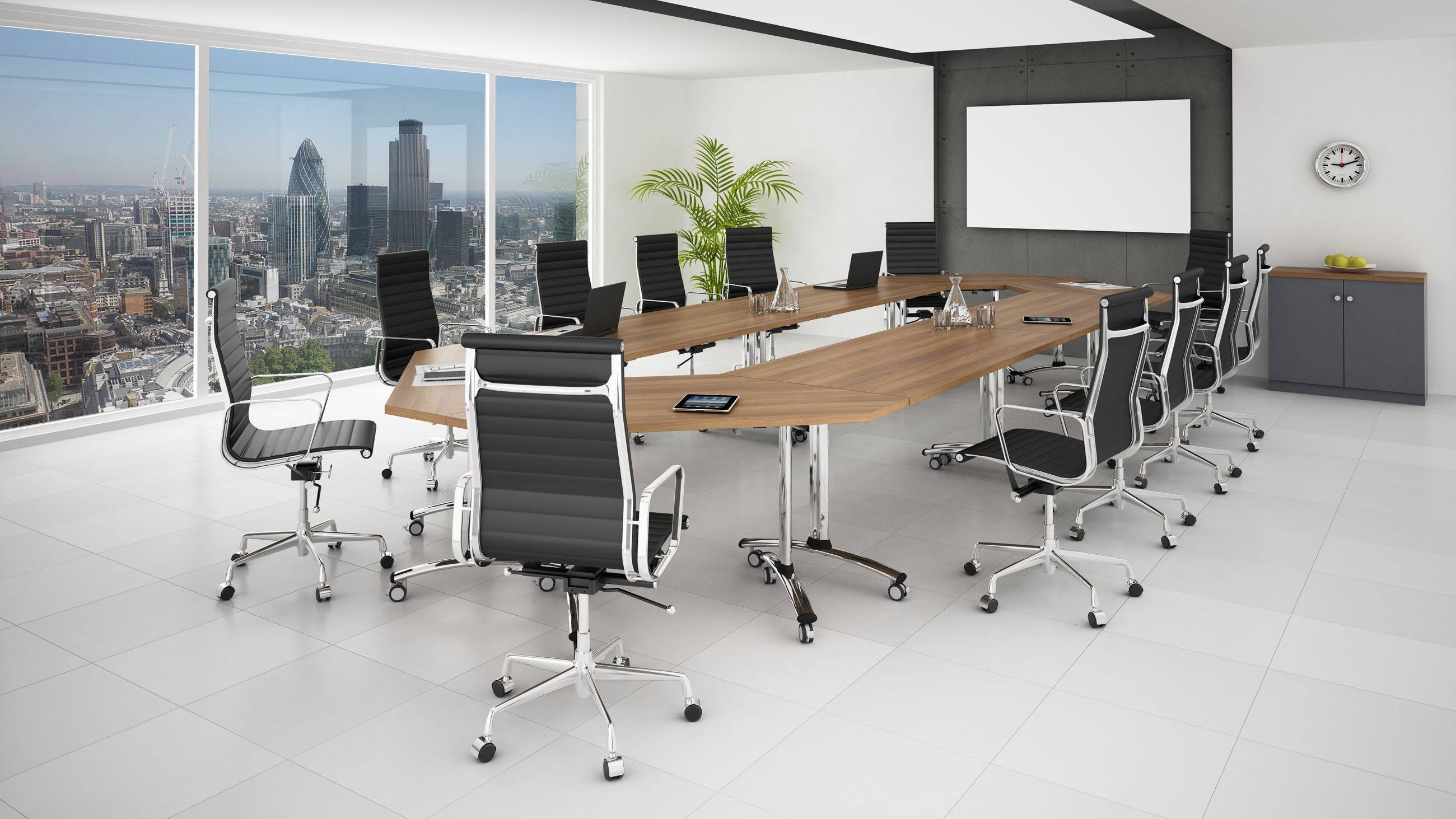 Office furniture office furniture is important part of office environment furniture is - Business office ...