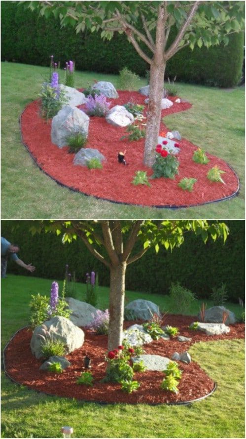 10 Gorgeous And Easy DIY Rock Gardens That Bring Style To Your Outdoors #steingartenideen