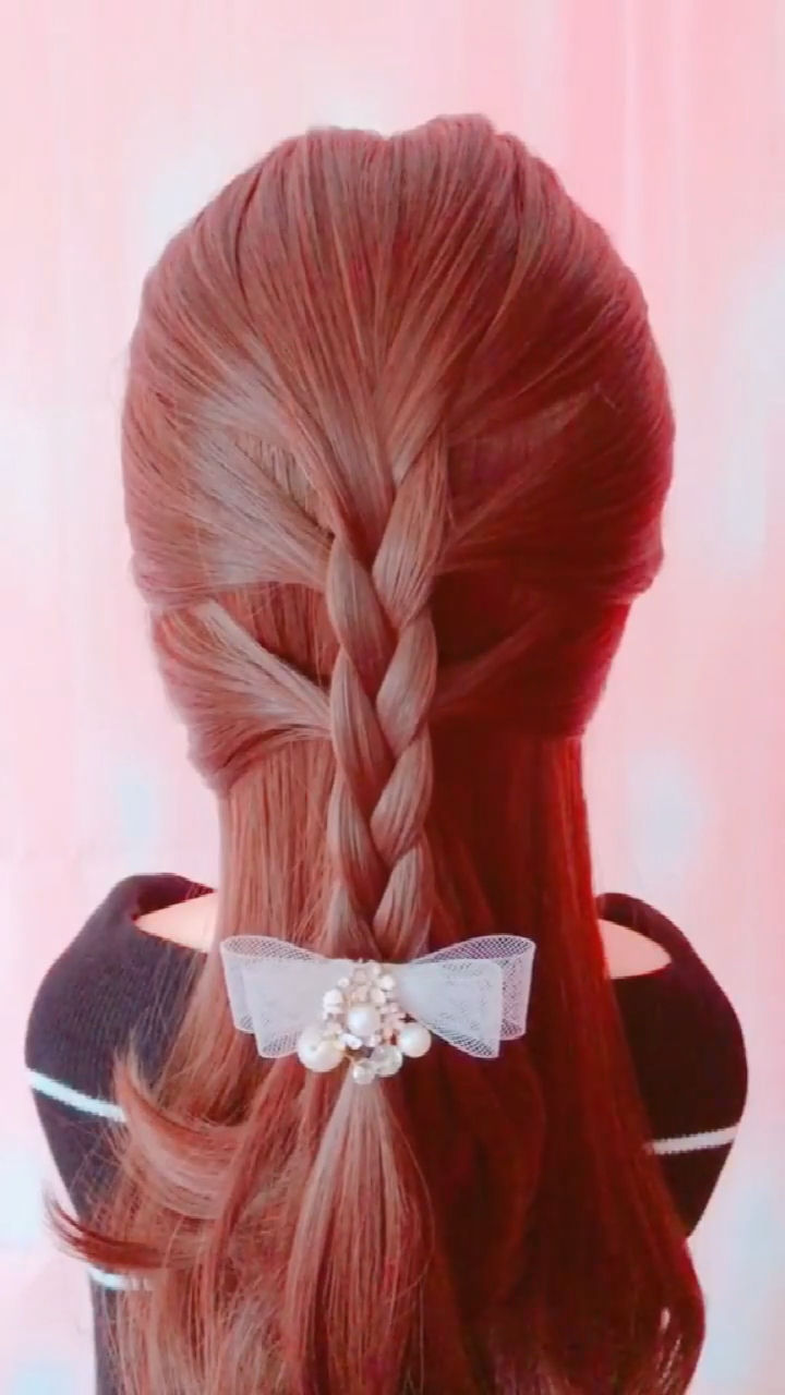 Hairstyle Tutorial 856