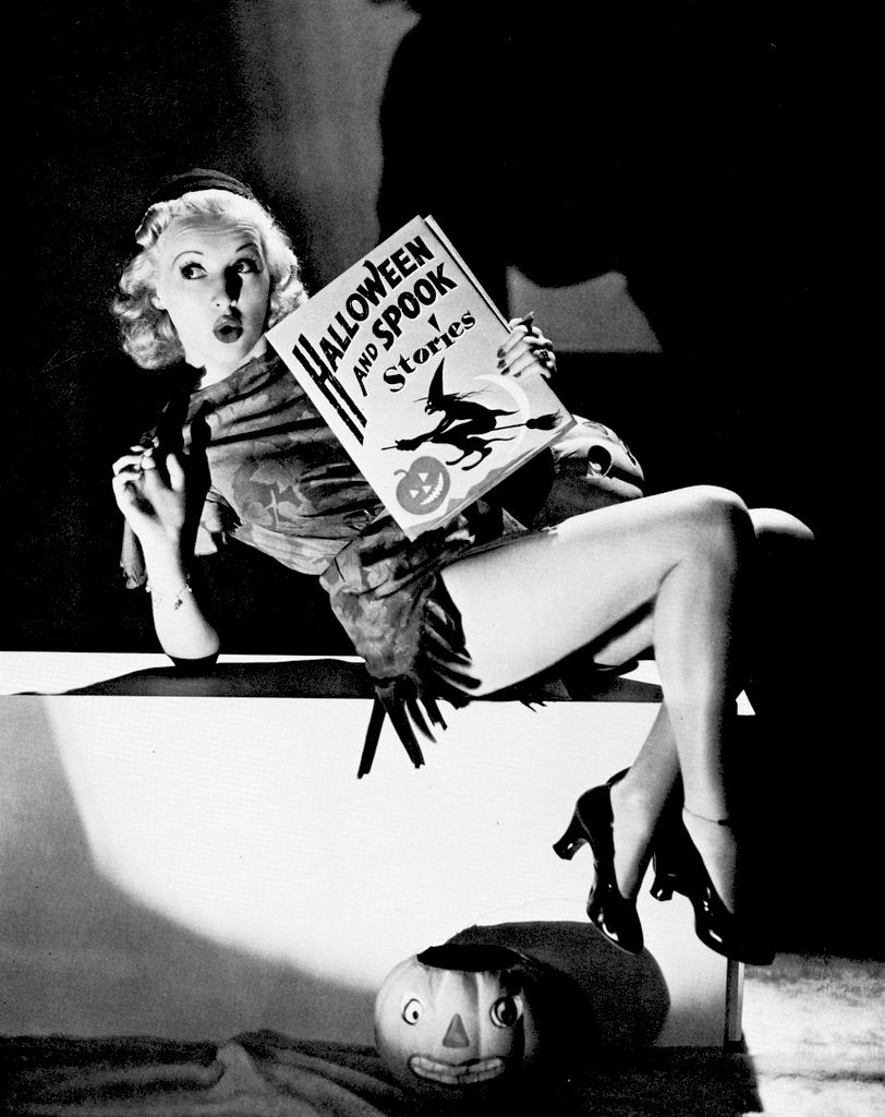 have a happy haunted halloween | pinup | pinterest | vintage
