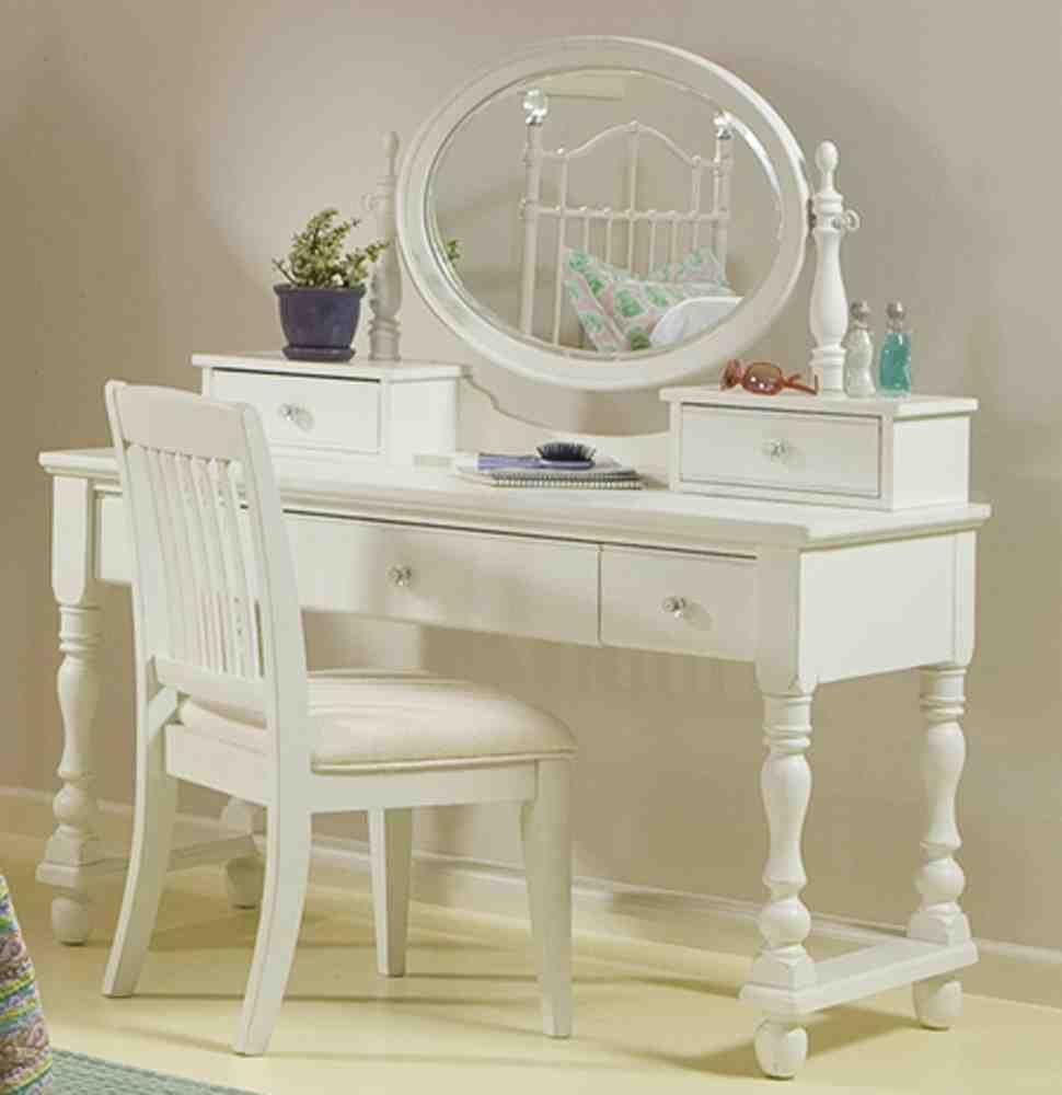 Vanity Desk Chair Bedroom Vanity Set White Vanity Table White Dressing Tables