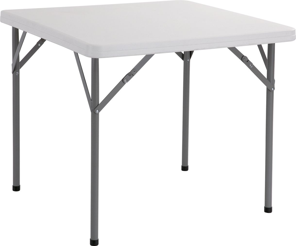 2 Foot Square Folding Table