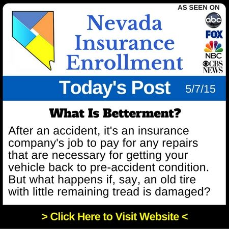 What Does The Term Betterment Mean In Auto Insurance Car
