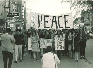 Cop Publication Hippie Protest Signs With Images Student
