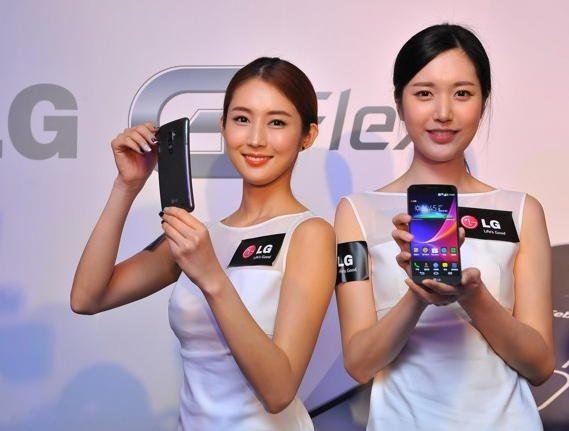 LG G Flex 2 deverá ser lançado em 2015