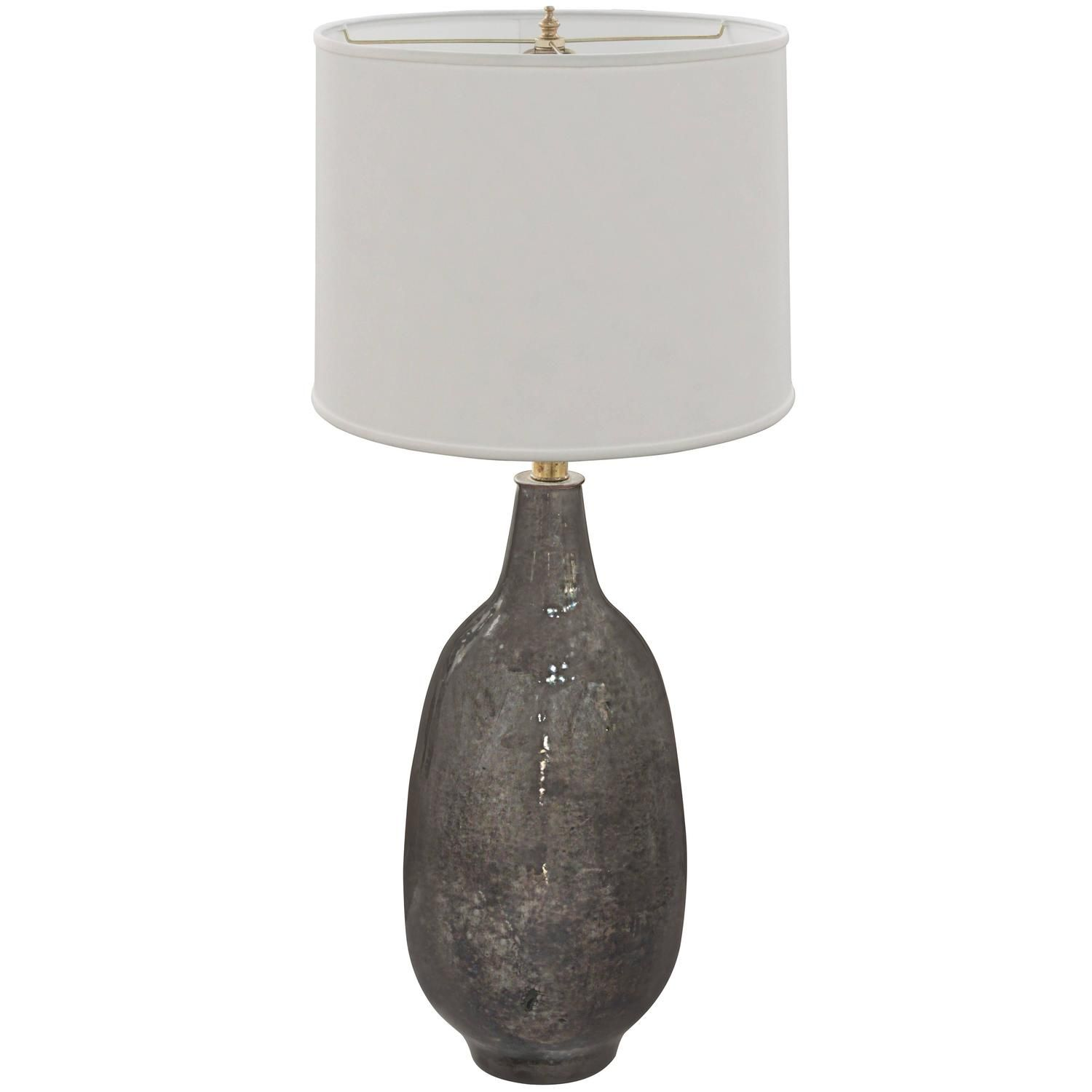 Navy Blue Table Lamp Zoom Large Size Of Glass Lampsimages