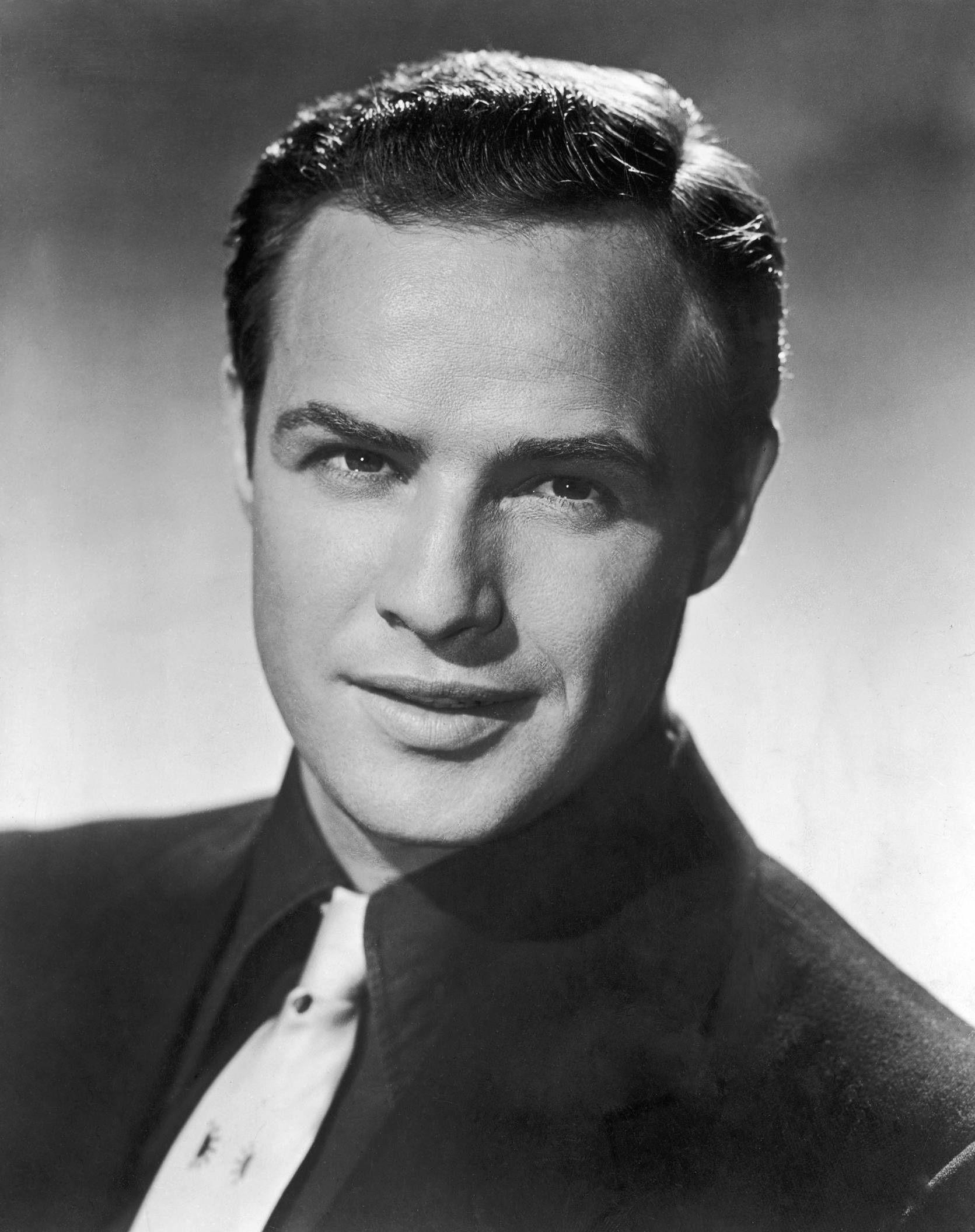 Marlon Brando......yes.
