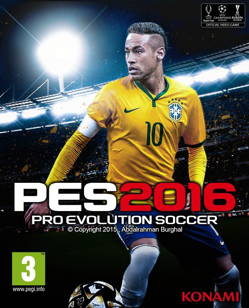 Pro Evolution Soccer 2016 or commonly called PES 2016 has