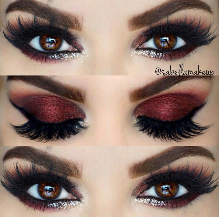 Schöne Augen schminken - Pinspace #beautyeyes