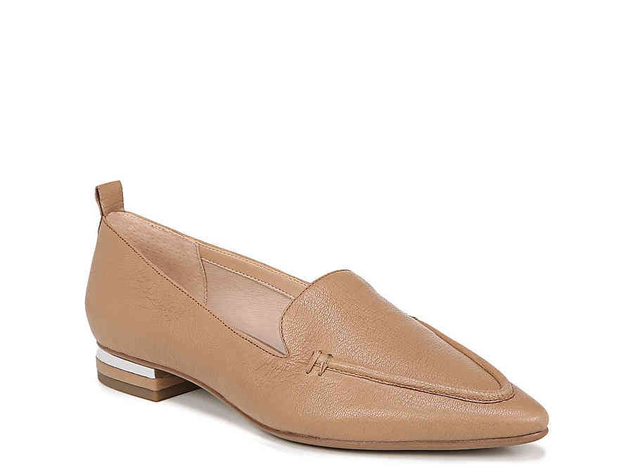17c7f4ce406 Women Susie Loafer -Light Brown Leather