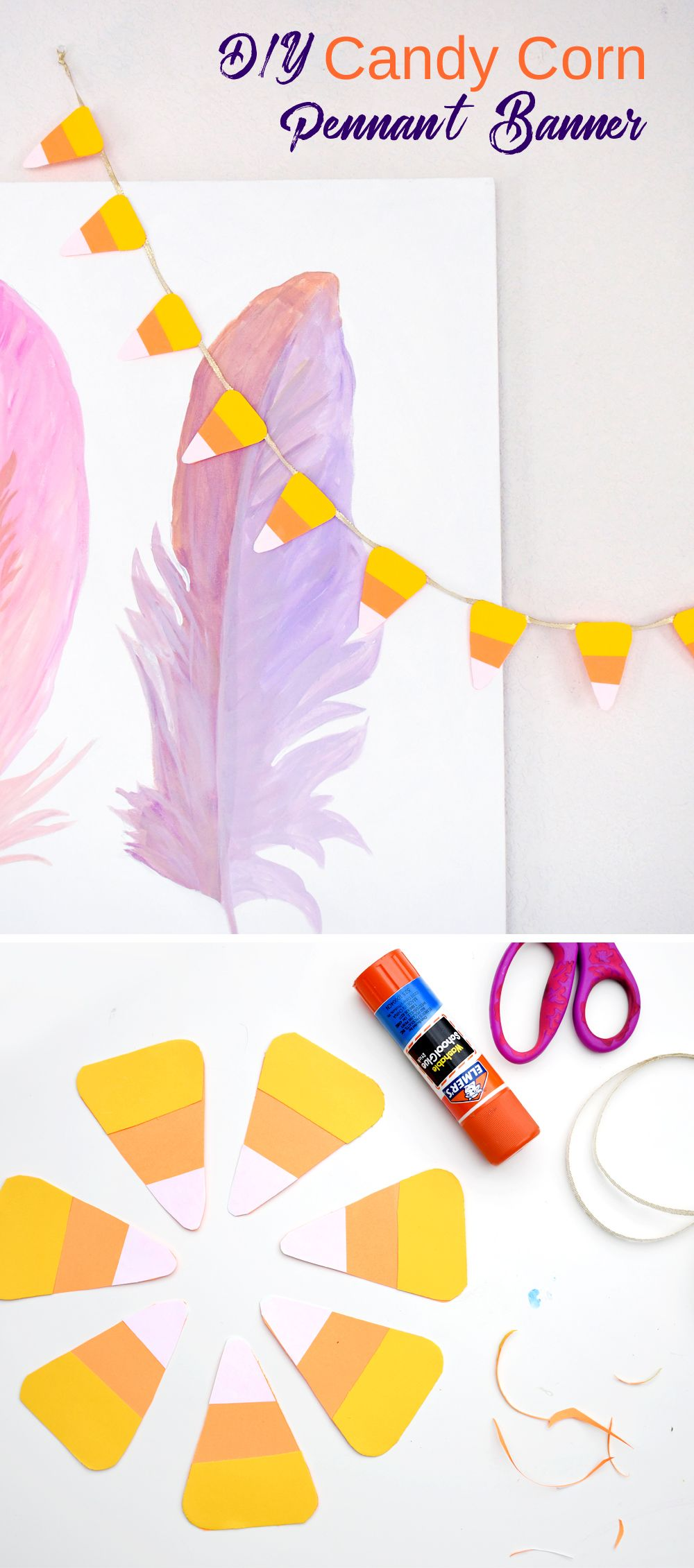 40++ Diy halloween paper crafts easy ideas in 2021