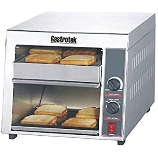 Gastrotek Commercial Catering Toaster Up To 300 Slices An Hour Toaster Oven Range Conveyor