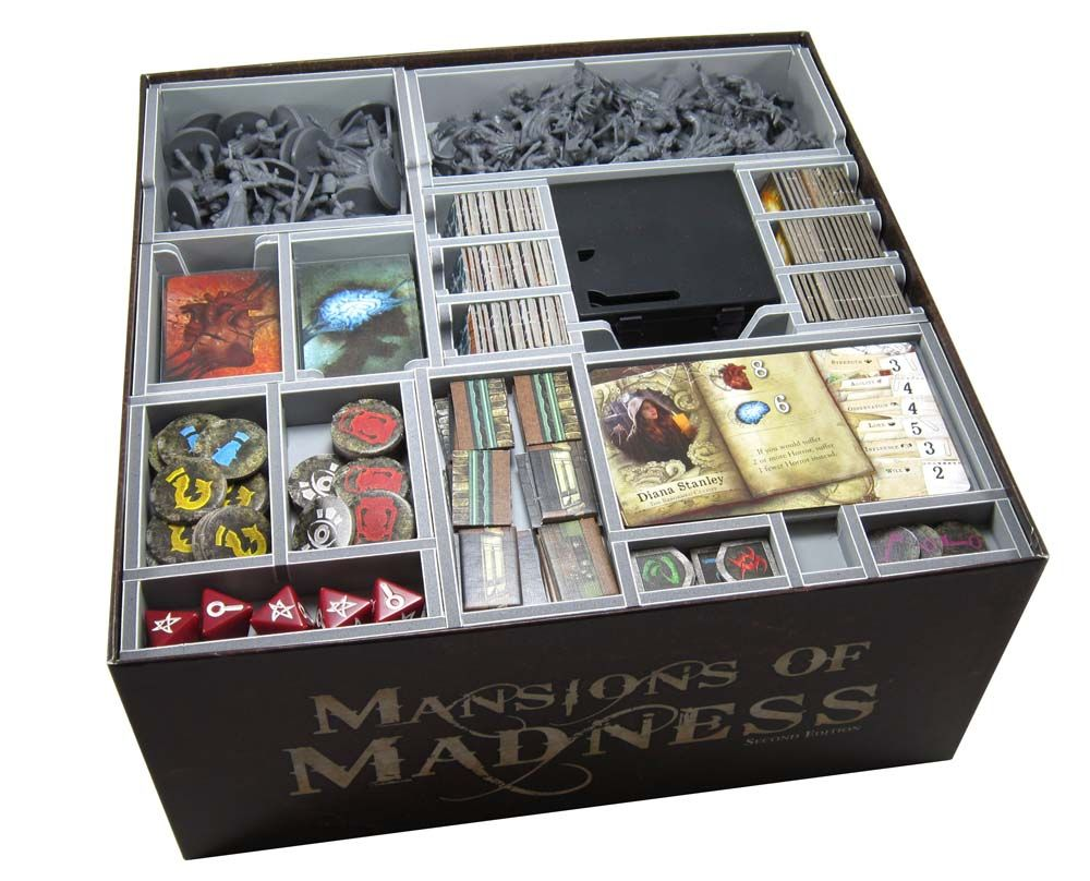 Fsman insert in 2020 board game box games box the expanse