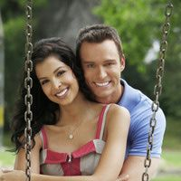 Days of Our Lives 2009 Summer Promotional Shoot: Felisha Terrell and Eric Martsolf