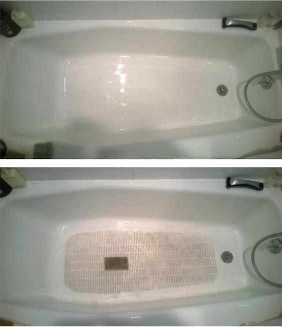Fiberglass Shower Cleaning Hacks