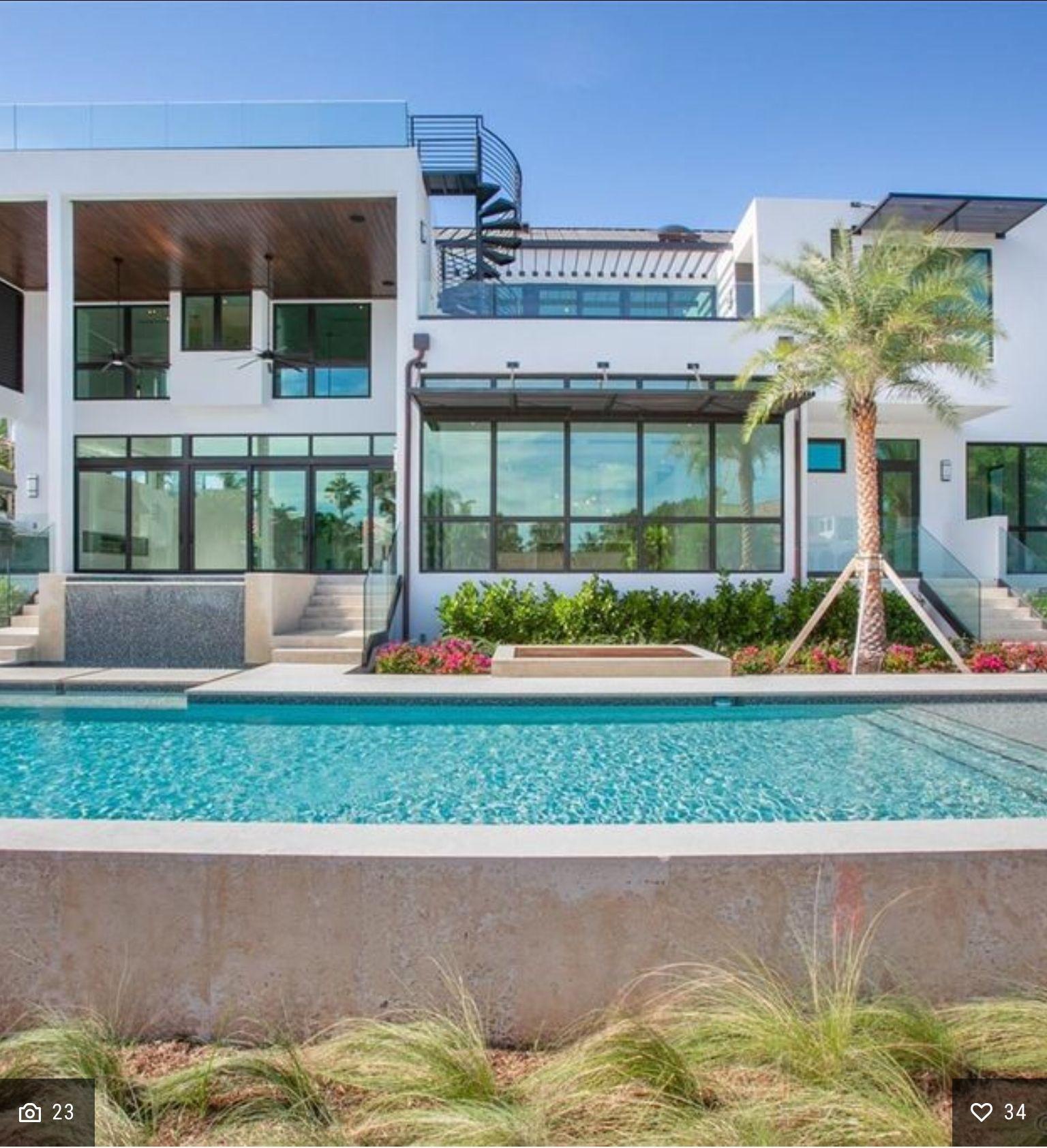 C Est L Endroit Ideal Pour Vivre Casa Hermosa Casas Interiores