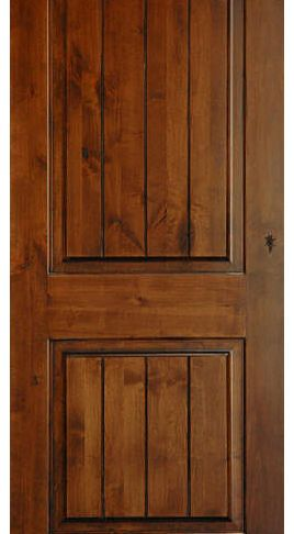 Interior doors panel door knotty alder also decor pinterest rh