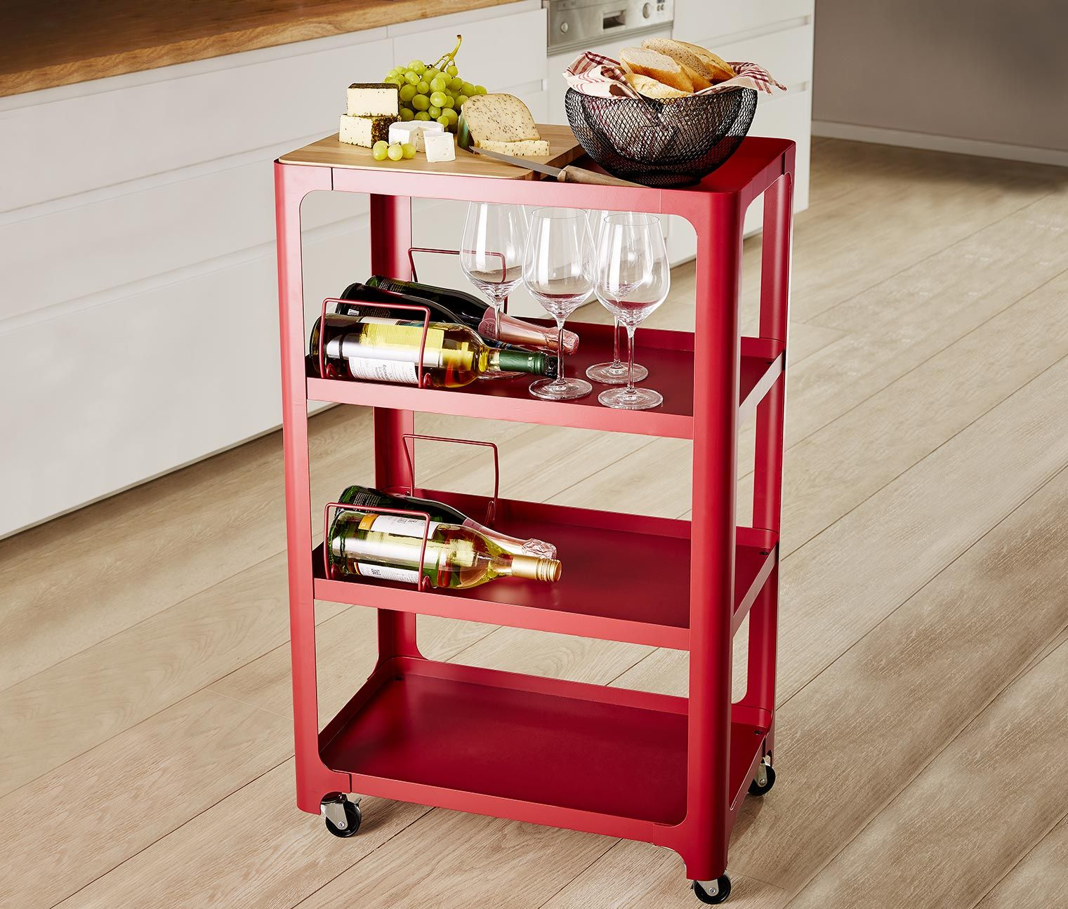 Servierwagen Kitchen Cart Home Decor Decor