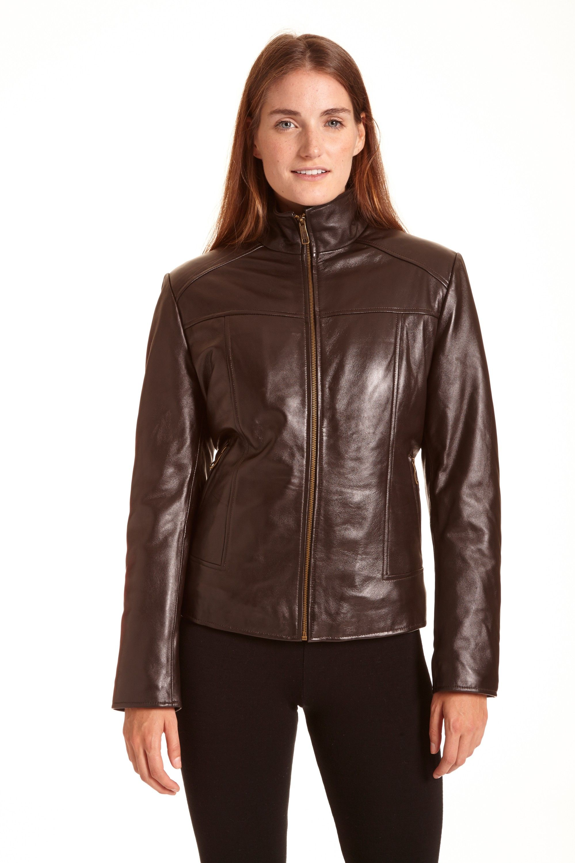 Lamb Leather Scuba Jacket (With images) Scuba jacket