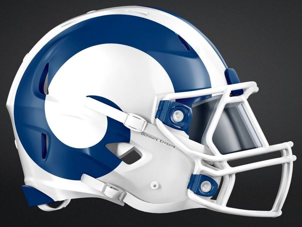 Los Angeles Rams  2107f6d04de