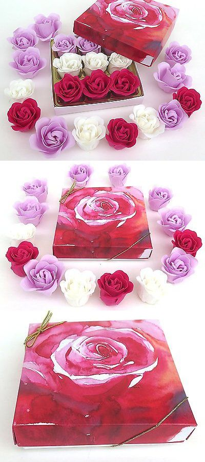 Bath bombs and fizzies valentines rose bath bombs with rose gift bath bombs and fizzies valentines rose bath bombs with rose gift box buy it now negle Choice Image