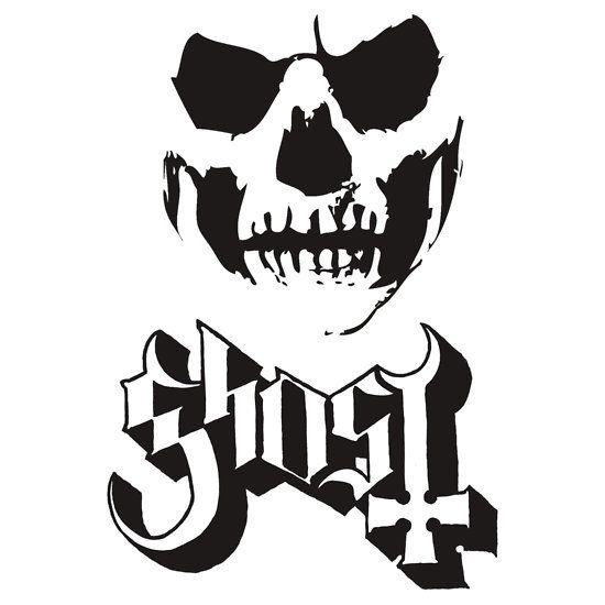 T-Shirt NEW Metal Band 100/% Authentic Ghost PAPA EMERITUS II PAPA JAWS
