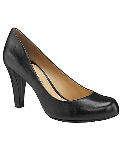 b4b3f2d940 When dressing professionally, go for a modest heel height like these Gianni  Bini Michele Mid-Heel Pumps | Star Sponsor, Dillard's