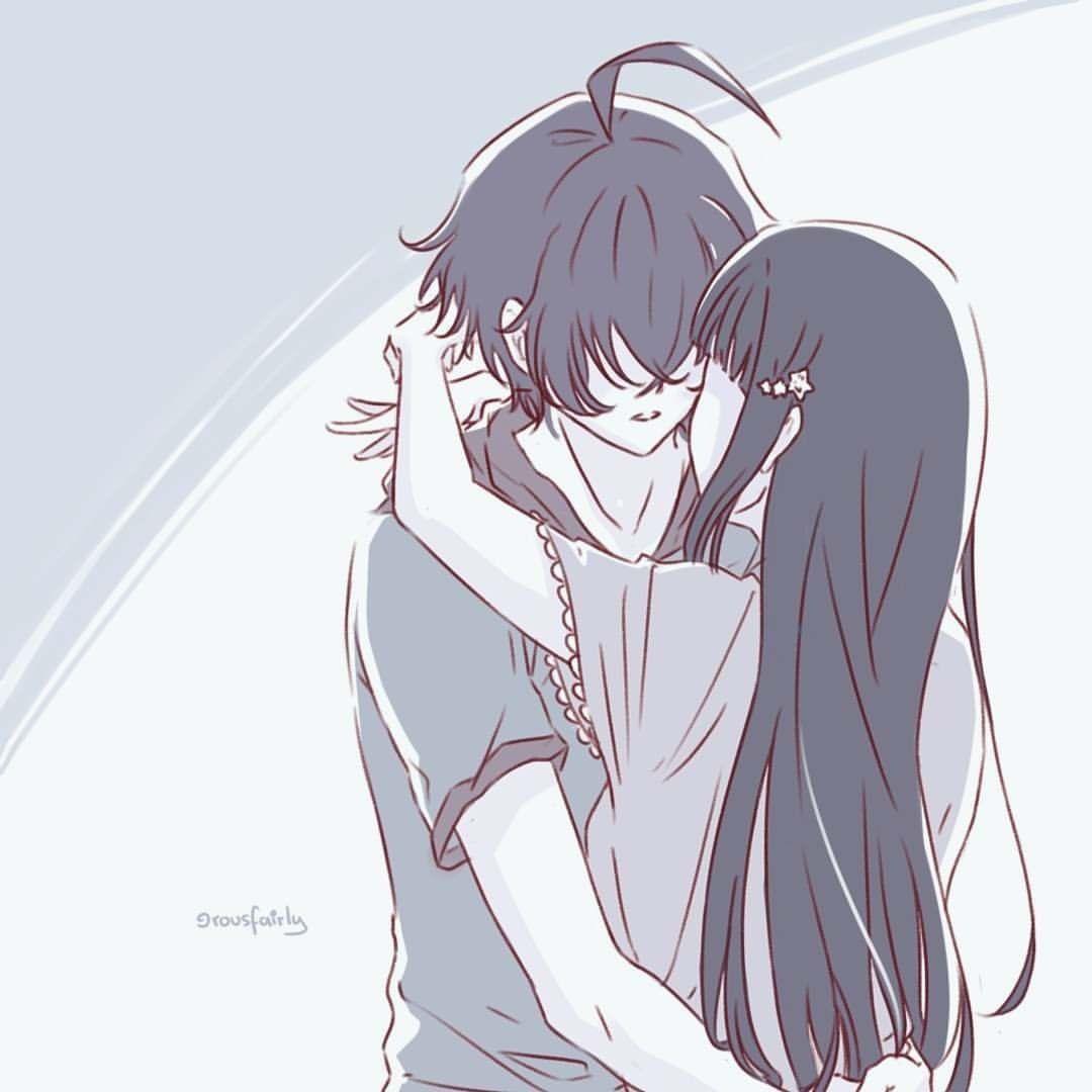 Anime kiss  Twin star exorcist, Anime, Anime kiss