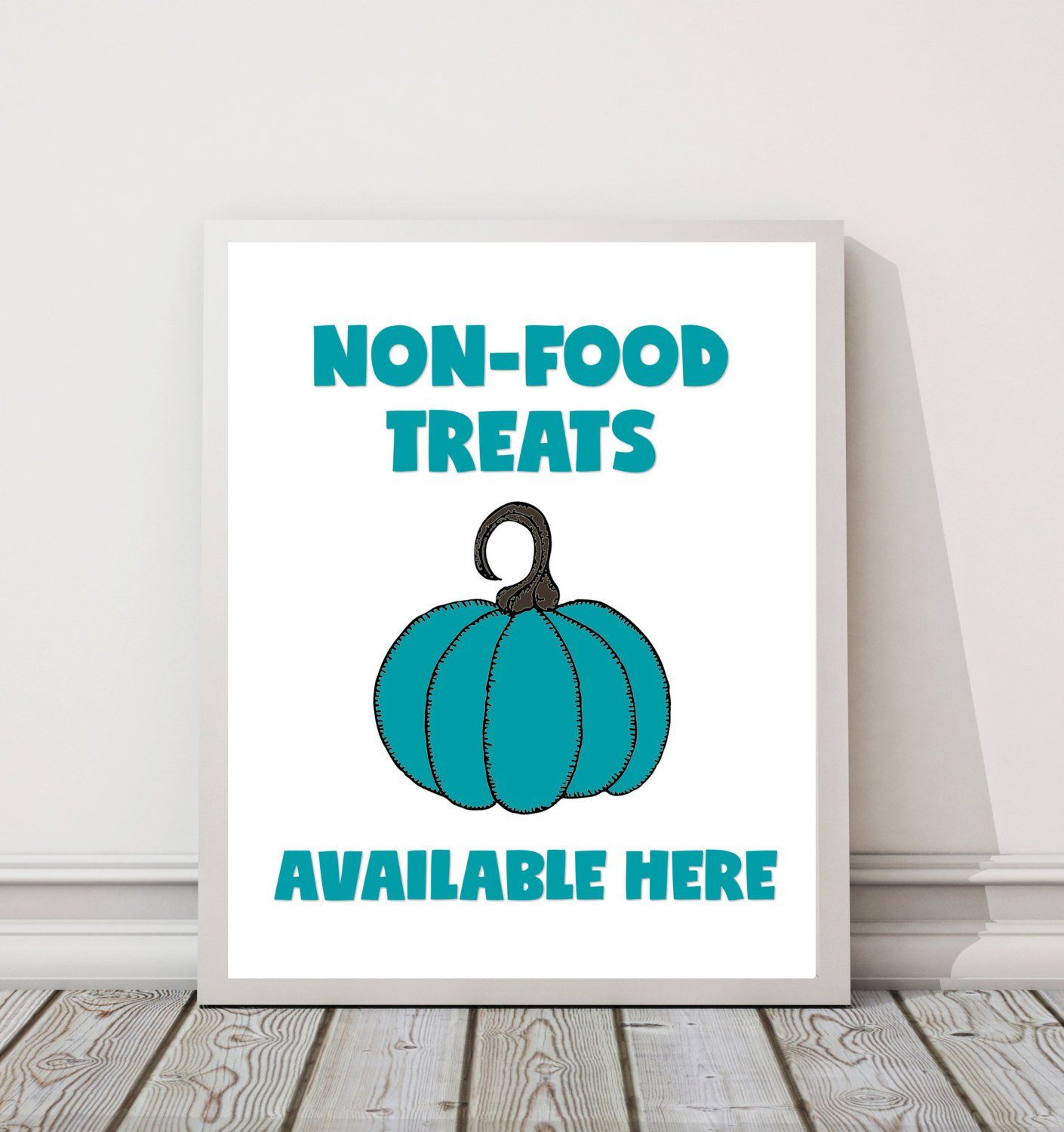 Here S The Deal With Those Teal Pumpkins You Ve Been