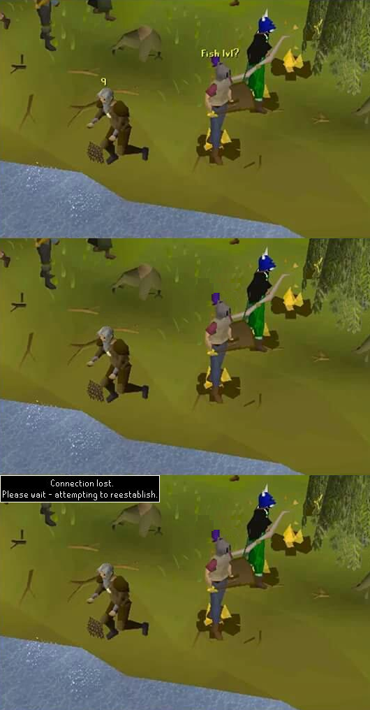 Fishing level? [Updated to 2017] Old school runescape