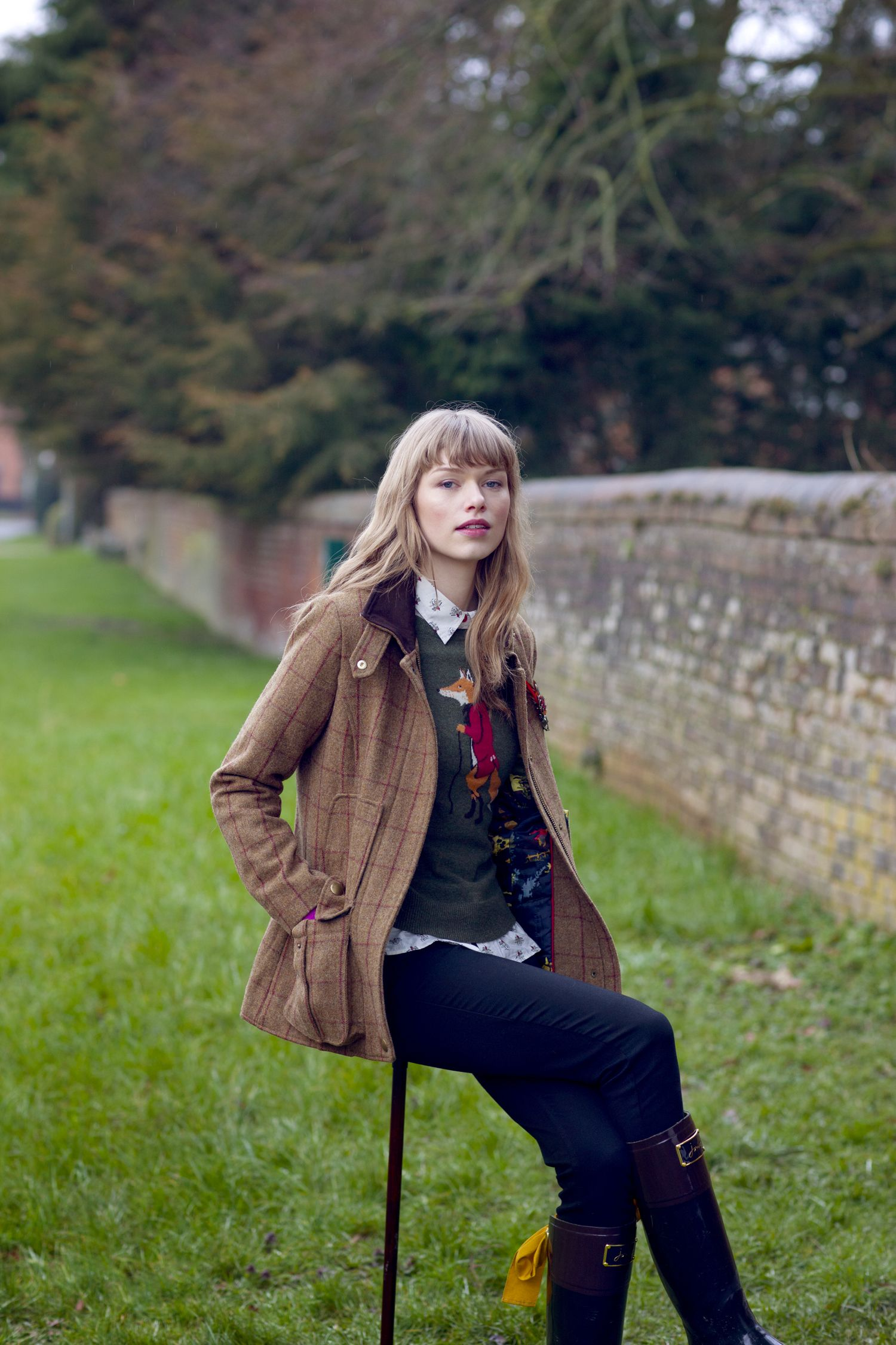 joules at country house outdoor  country fashion