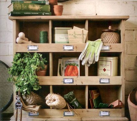 Cubby Storage Shelf Unit At Lovely Rustic Fir Wood Shelving With 9 Cubbies Fix To The Kitchen Wall