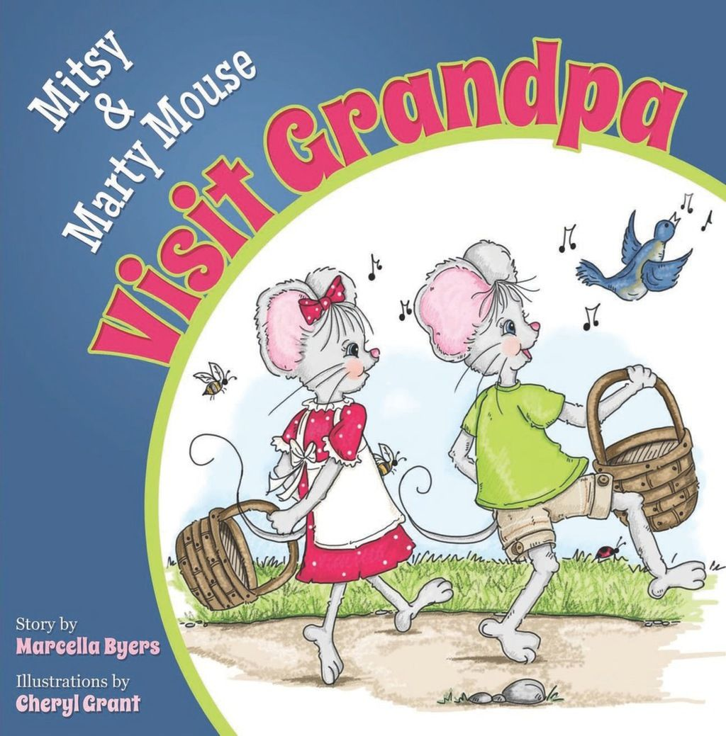 Mitsy And Marty Mouse Visit Grandpa Ebook