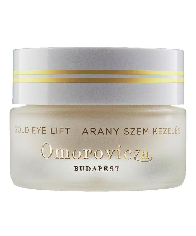 #SkinCare #CultBeauty Gold Eye Lift by Omorovicza
